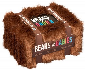 Bears Vs Babies Furry Box