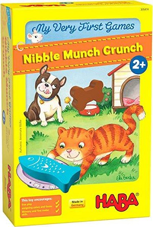 Nibble Munch Crunch My Very First Games