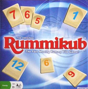 Rummikub Tile Game