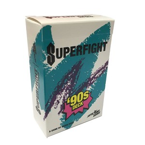Superfight The 90's Deck