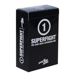 Superfight Core Expansion #1