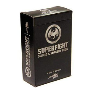 Superfight Sword & Sorcery Deck