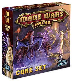 Mage Wars Arena Core