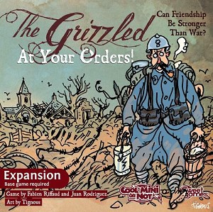 The Grizzled At Your Orders