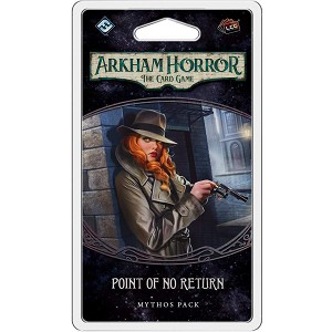 Arkham Horror LCG Point Of No Return