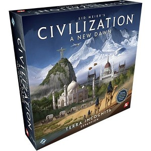 Civilization A New Dawn Terra Incognita Expansion