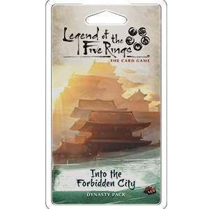 Legend of The Five Rings LCG Into The Forbidden City