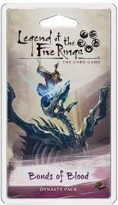 Legend Of The Five Rings LCG Bonds Of Blood
