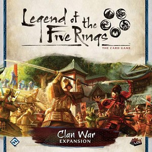 Legend Of The Five Rings LCG Rokugan At War