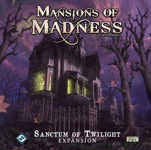 Mansions Of Madness Horrific Journeys