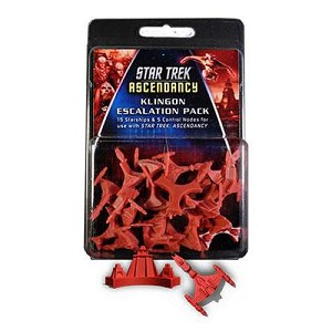 Star Trek Ascendancy Klingon Escalation Ship Pack