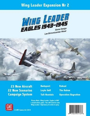 Wing Leader Supremacy Eagles Expansion