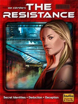 Resistance Card Game