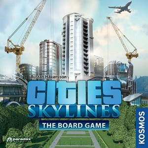 Cities Skylines The Board Game
