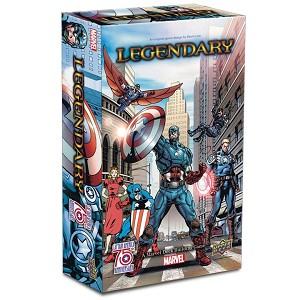 Marvel Legendary Captain America