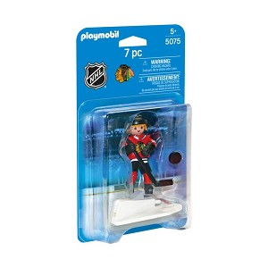 Playmobil NHL Nashville Predators Goalie