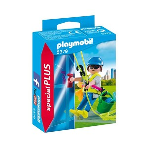 Playmobil Window Cleaner