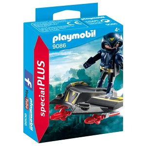 Playmobil Skyknight with Jet