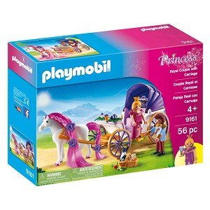 Playmobil Royal Couple with Carriage