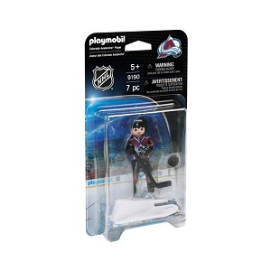 Playmobil NHL Colorado Avalanche Player