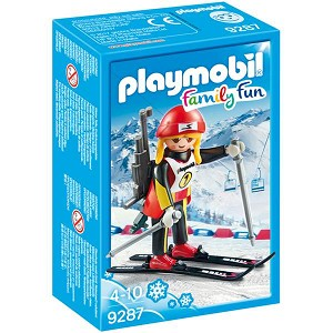 Playmobil Female Bi-Athlete