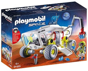 Playmobil Mars Research Vehicle