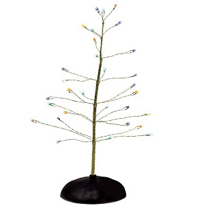 Halloween Multi-color Twinkle Brite Tree
