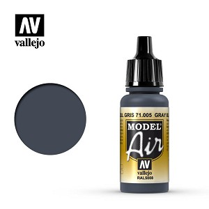 Vallejo Model Air Grey Blue 17ml