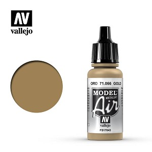 Vallejo Model Air Gold 17ml