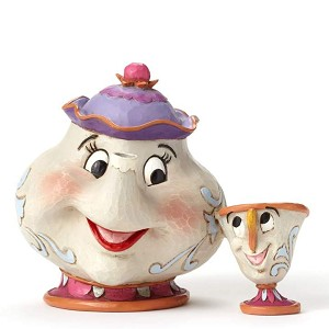 Mrs. Potts & Chip - A Mothers Love