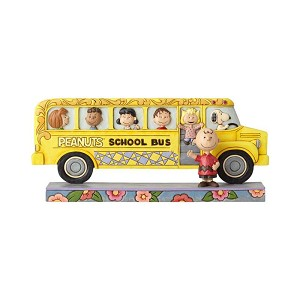 Peanuts School Bus