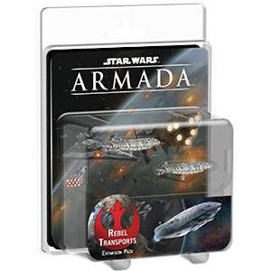 Star Wars Armada Rebel Transport