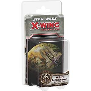 Star Wars X-Wing Miniatures M3-A Interceptor
