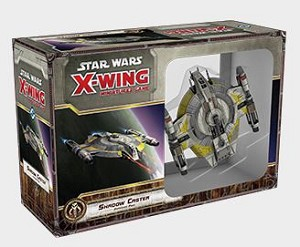 Star Wars X-Wing Miniatures Shadow Caster