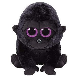 George Beanie Boo Medium