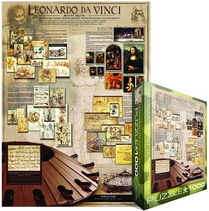 Genius Of Leonardo Da Vinci