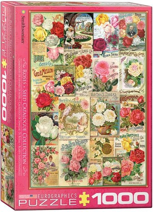 Roses Seed Catalogue Collection