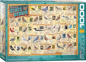 American State Birds