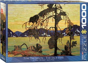 The Jack Pine 1000 Pieces