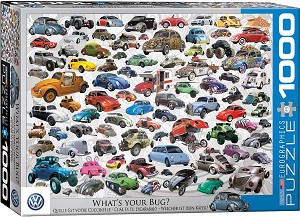 What's Your Bug 1000 Pieces