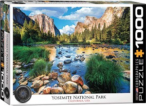 Yosemite National Park 1000 Pieces