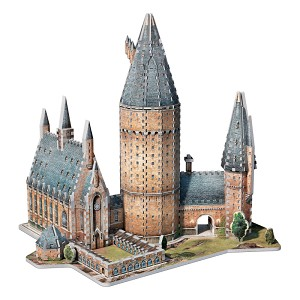 Hogwarts Great Hall - 850 piece 3D Puzzle