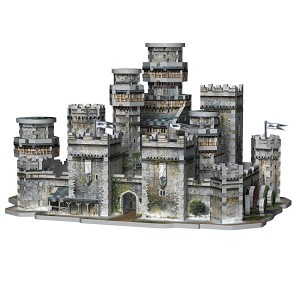 Game of Thrones Winterfell - 910 piece 3D Puzzle
